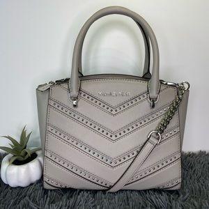 ♥️MICHAEL KORS♥️NEW Ellis handbag pearl grey